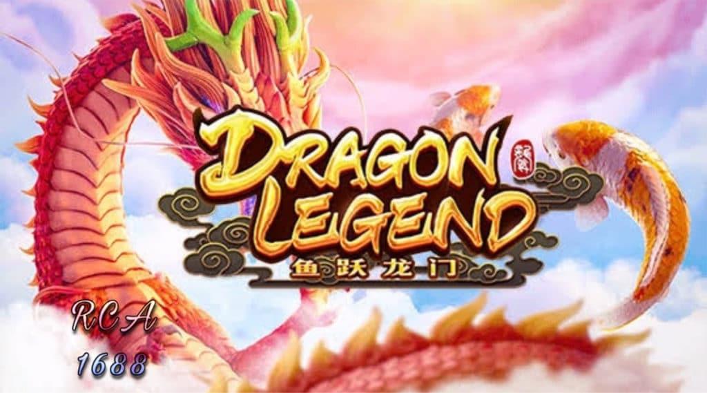 Dragon Legend in pgslot
