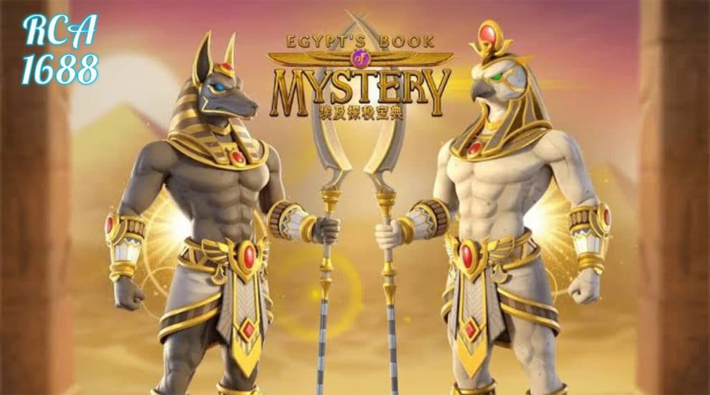 EGYPT'S BOOK MY STERY by pgslot