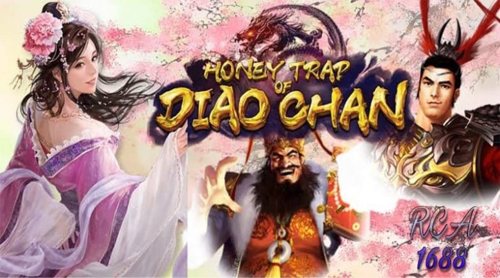 Honey Trap Of Diao Chan in pgslot
