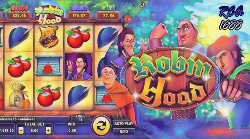 Robin hood game สล็อตxo